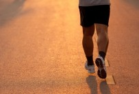 Running posture and knee pain